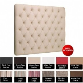 Wall Mounted Headboards For Queen Beds