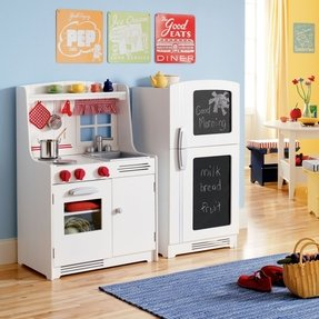 Play Kitchen Wood | Wooden Play Kitchens Foter