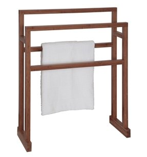 Wooden towel stand 5