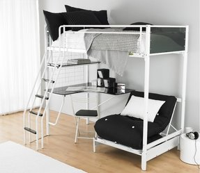 Bunk Beds With Desks Underneath For