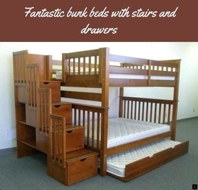 Bunk Beds With Full Bed On Bottom Ideas On Foter