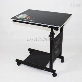 Small Computer Table With Wheels Ideas On Foter