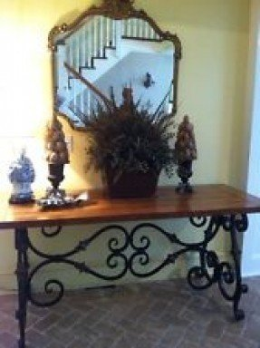 Small Narrow Console Table