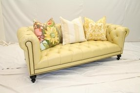 Yellow Leather Sofas Ideas On Foter