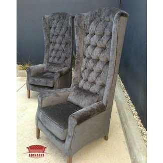 Wing Back Dining Chairs Ideas On Foter