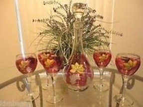 Hand Blown Crystal Wine Glasses Ideas On Foter