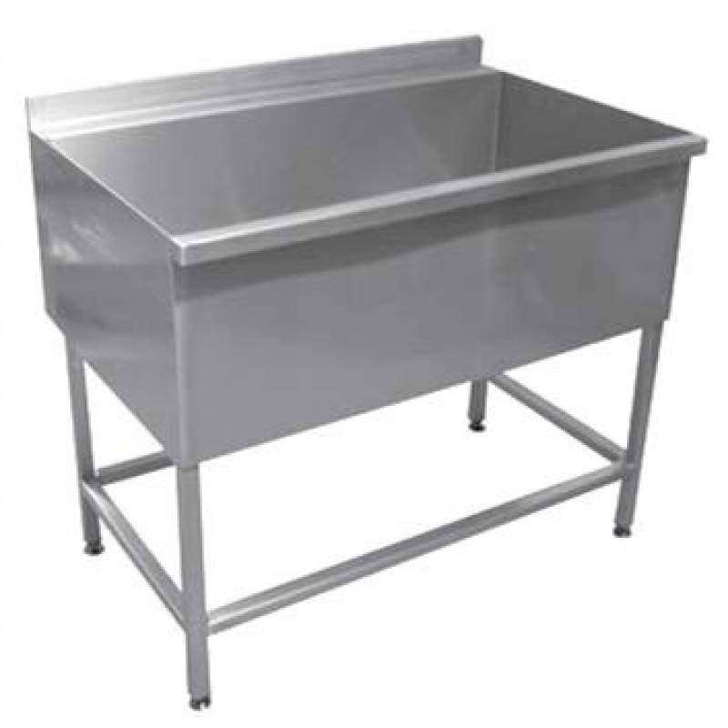 Home Stainless Steel Large Cleaners Utility Sink