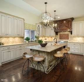 Granite Kitchen Island With Seating Foter