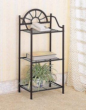 Wrought Iron Corner Shelf Foter