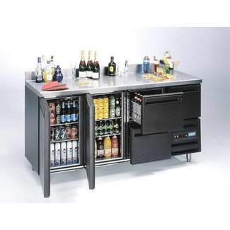 Refrigerator for bar area
