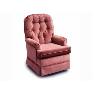 Small rocker recliner
