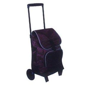 shopping bag with wheels foter. Black Bedroom Furniture Sets. Home Design Ideas