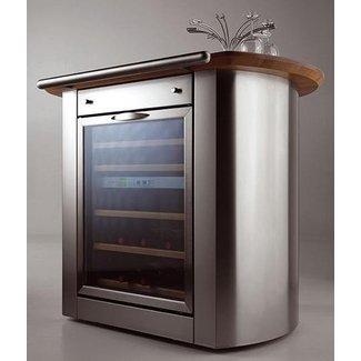 Wine Credenza Refrigerator