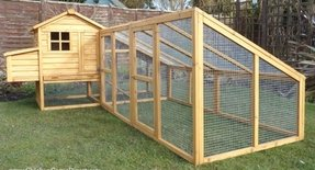 Chicken Coop With Run For Sale Ideas On Foter