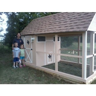 Chicken coop kits sale