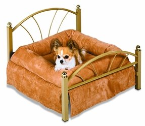 Dog beds that look like real beds