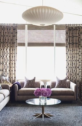 Window Treatment Ideas For Living Rooms. Large living room window treatment ideas with unique motives curtain Picture Window Curtains And Treatments  Foter