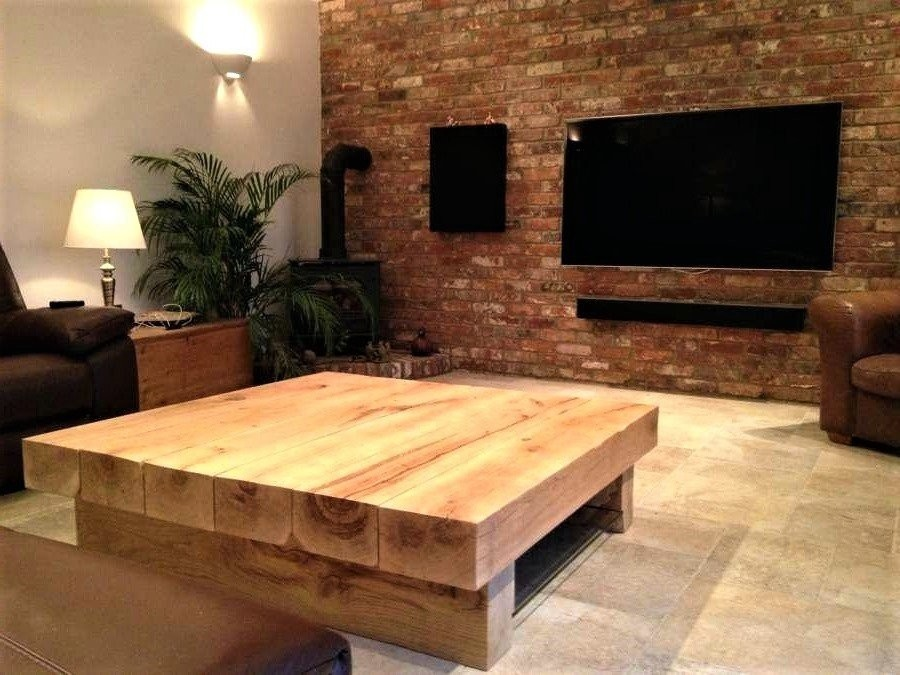 Large Square Coffee Tables Large Square Coffee Tables Wood Large