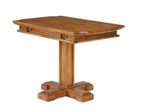 Rectangle Pedestal Table Ideas On Foter