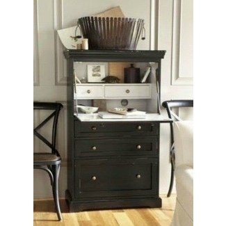 Narrow Secretary Desk Ideas On Foter
