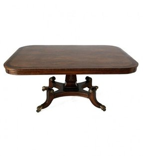 Rectangular Pedestal Dining Table Foter