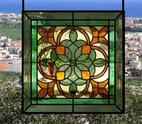 Stain Glass Windows For Sale