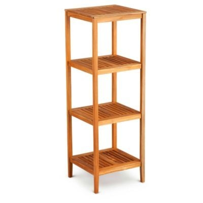Exceptionnel Teak Towel Stand