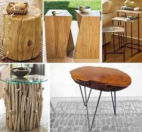 Unique end tables and coffee tables 4