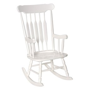 Magnificent Wood Rocking Chairs For Nursery Ideas On Foter Gmtry Best Dining Table And Chair Ideas Images Gmtryco