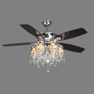 Crystal Ceiling Fan Light Kit Ideas On Foter