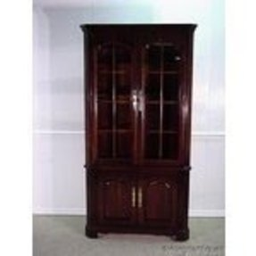 Ebay Image 1 2299 Thomasville Cherry Corner China Cabinet