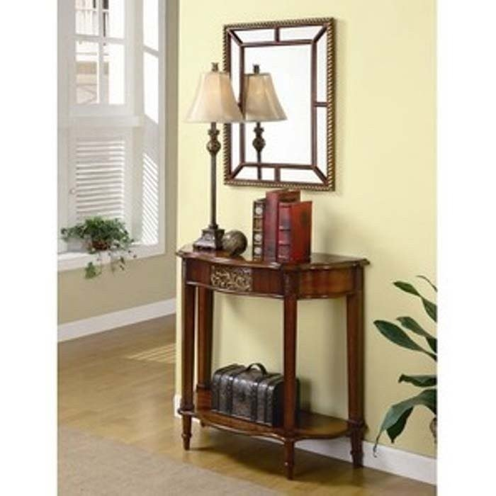 Entry way table and mirror set  sc 1 st  Foter & Entryway Table And Mirror Sets - Foter