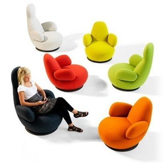 Ergonomic living room furniture 5