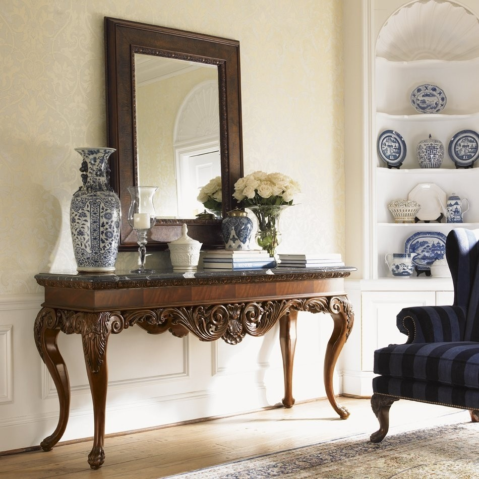 Entryway Table And Mirror Sets   Ideas On Foter