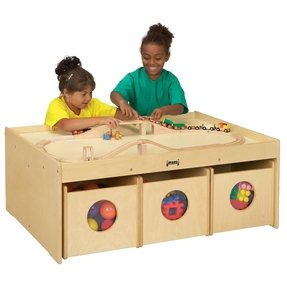Kids Activity Play Table Storage For Areas Free Shipping