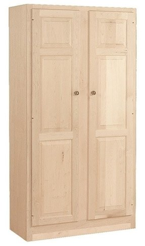 Maple pantry cabinet 5