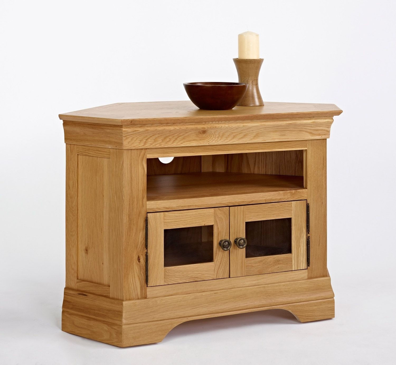 Tall Corner Tv Stand Bordeaux Oak Corner Tv Cabinet