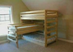 100 Triple Bunk Beds For Sale Ideas On Foter