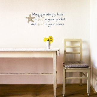 Wall stickers love quotes beach theme wall stickers love quotes
