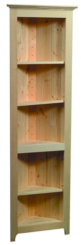 Wooden corner shelves foter