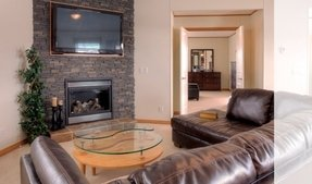 Natural Gas Corner Fireplace Ideas On Foter
