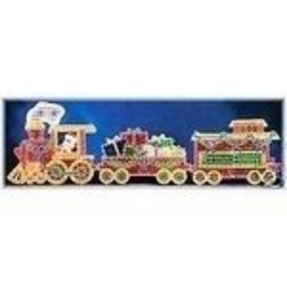 ebay image 1 lighted animated outdoor christmas decoration train - Santa Train Outdoor Christmas Decoration