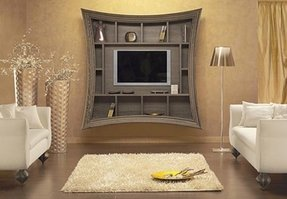 Flat Screen Tv Mounting Ideas