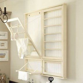 Fold Out Drying Rack Foter