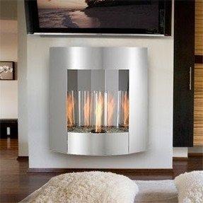 Outdoor Gel Fireplace Ideas On Foter