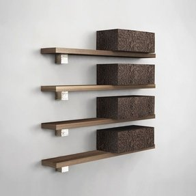 Wall Mounted Wood Shelves Ideas On Foter