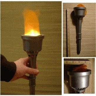 Electric Tiki Torches Ideas On Foter
