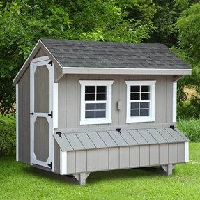 Chicken coop for 8 chickens foter for Fancy chicken coops for sale