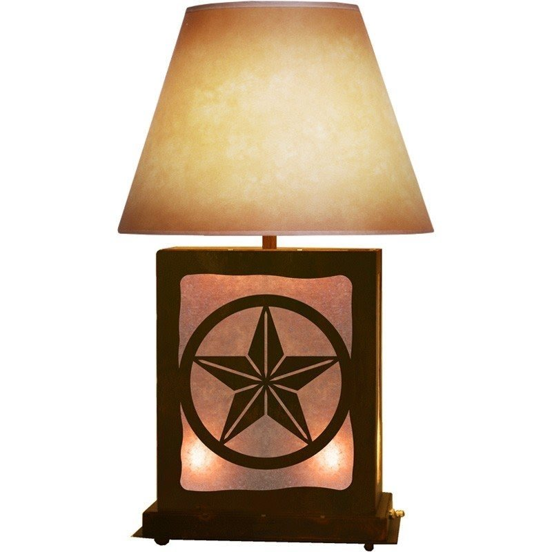 Exceptionnel Texas Star Lamp   Ideas On Foter