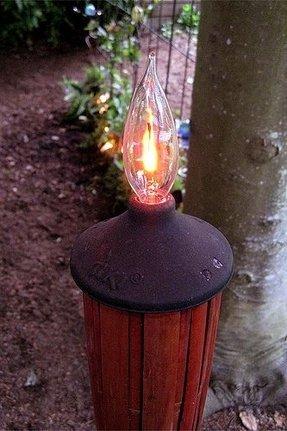 Electric Tiki Torches Foter